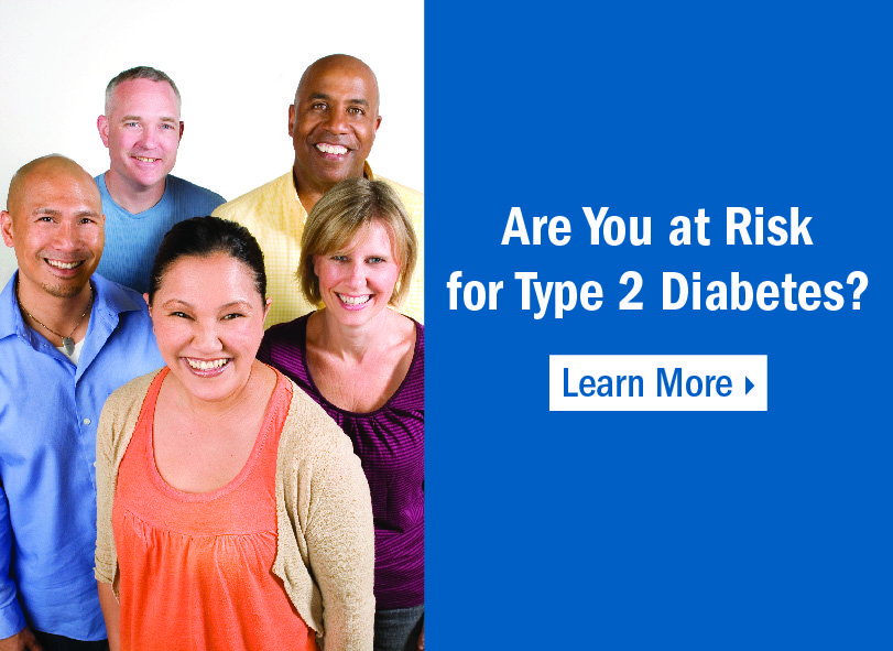 Are you at risk for type 2 diabetes