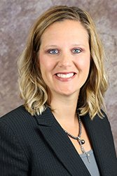 Ashley Arkema, Human Resources Director