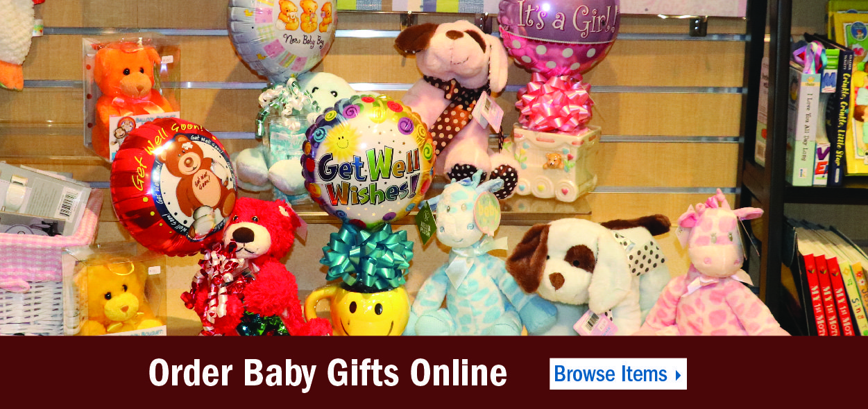 Order baby gifts online