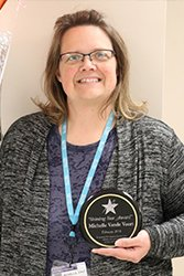 Michelle Vandevoort —February Shining Star