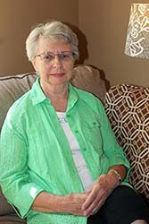 Mary Meinder, Hospice of Pella Volunteer