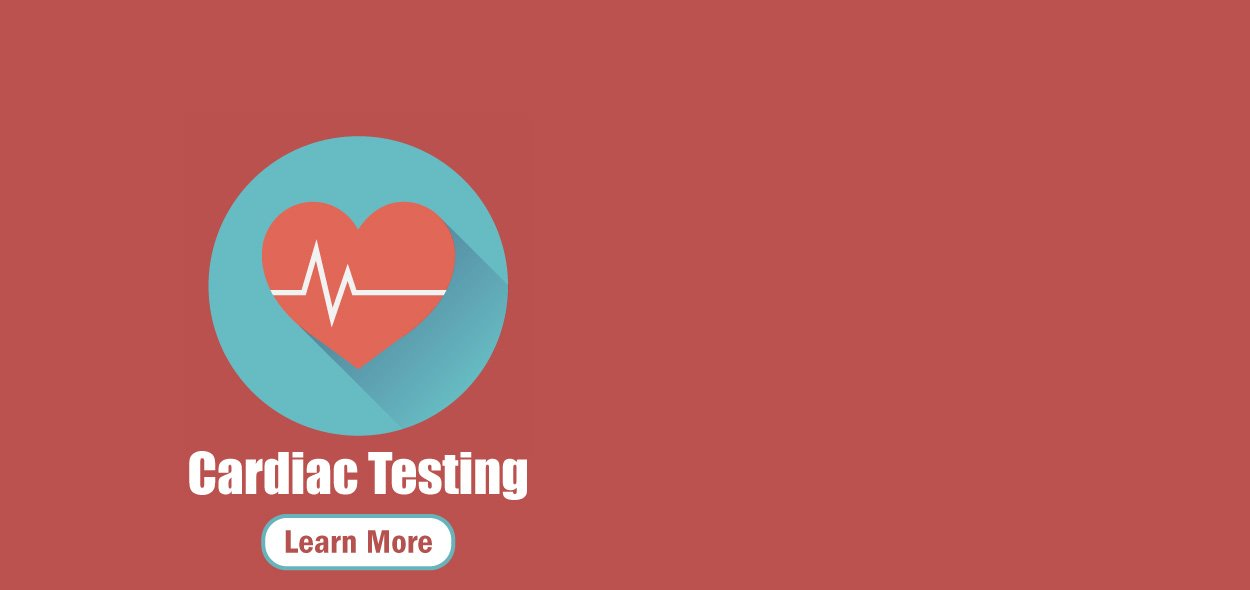 Learn more about cardiac testing
