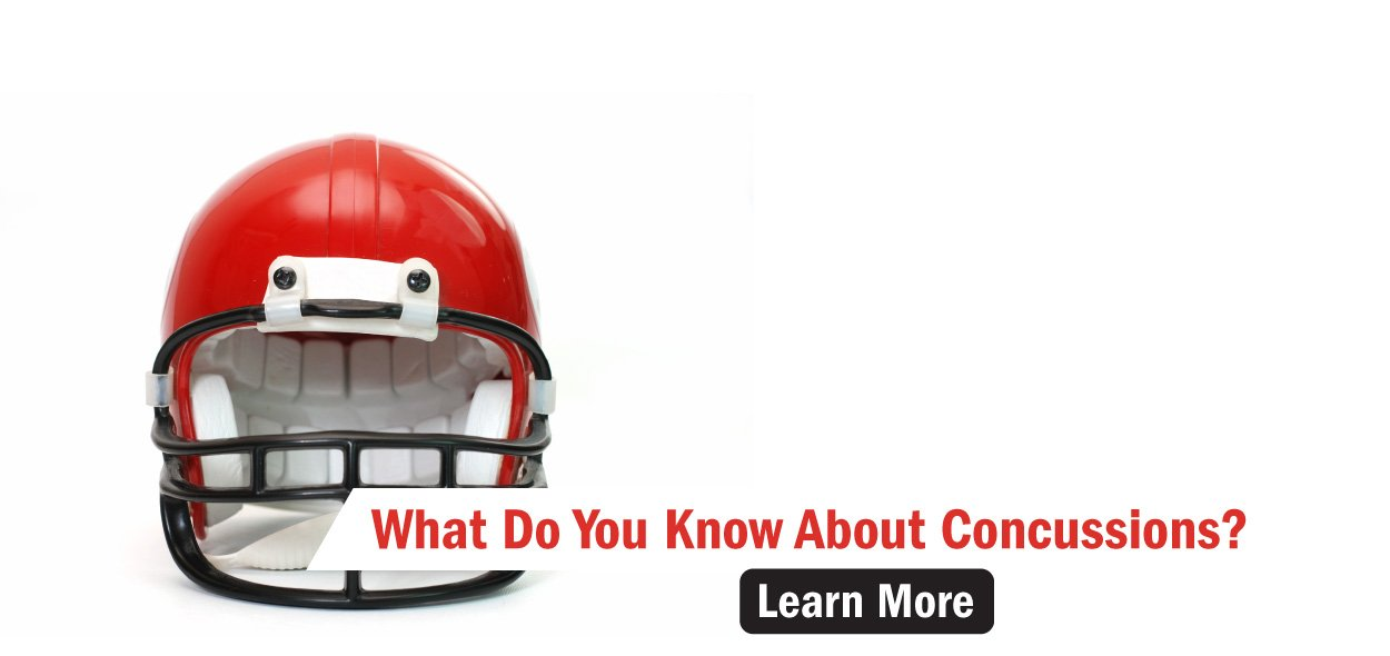 What do you know about concussions?