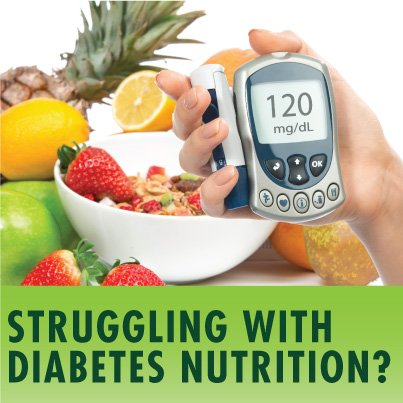 Struggling With Diabetes-Healthy Helen