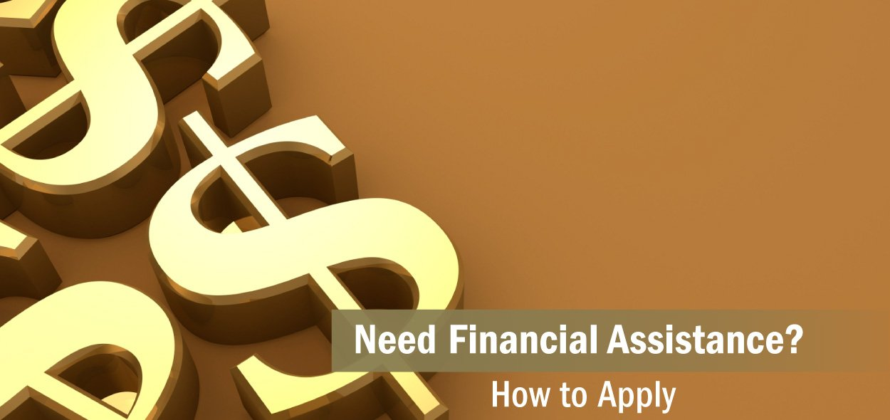 Need financial assistance? Click here.